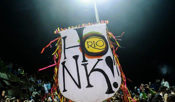 Festival Honk Rio 2016