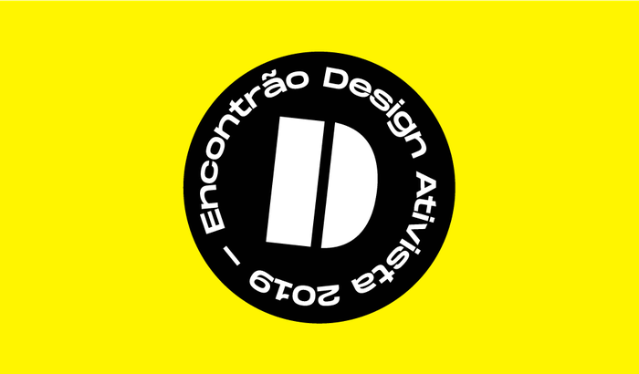 Encontrão Design Ativista 2019!
