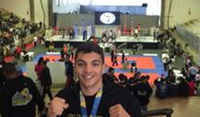 Campeonato Panamericano de Kickboxing 2016