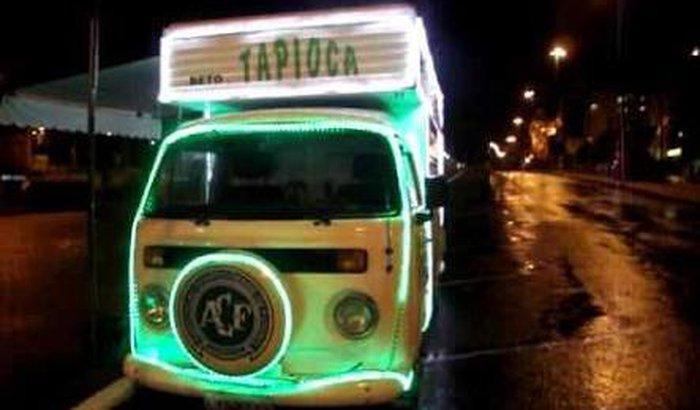 Food truck de tapioca