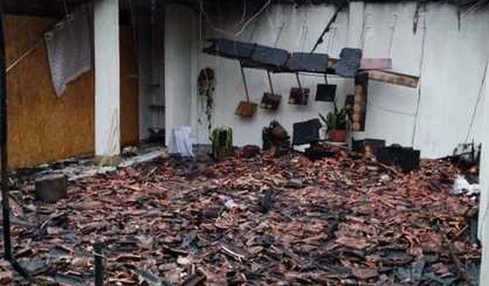 RECONSTRUÇÃO TUPJA - TERREIRO PAI JOAQUIM DE ANGOLA-COLOMBO