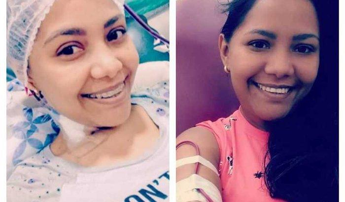 Ajuda para o tratamento renal e custo do transplante da Tamires