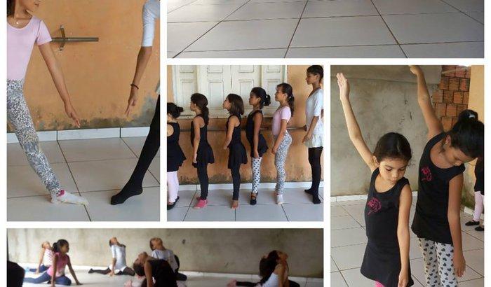 Ballet para comunidade