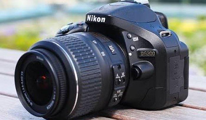 Ajude a comprar minha câmera pra voltar a trabalhar