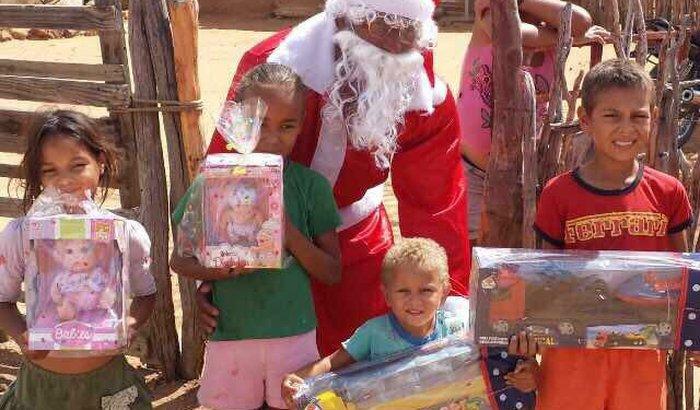 Natal solidário do Sertão