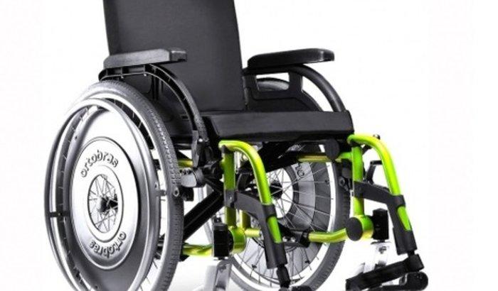 Comprar uma cadeira de rodas para o Marquinhos