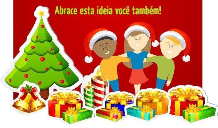 Natal Solidário - Mão Amiga