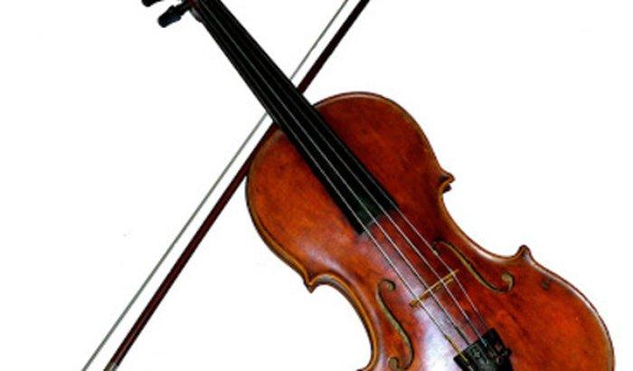 Sonho de um futuro violinista!