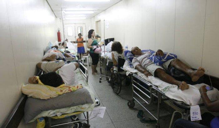 Ajuda para os Hospitais da Cidade