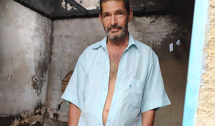 Ajude seu Joaquim a reconstruir sua casa
