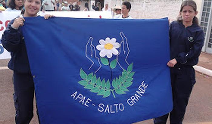 APAE - Salto Grande Institucional
