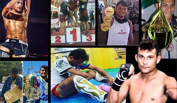 Ajude o Atleta a lutar o Mundial na Tailândia