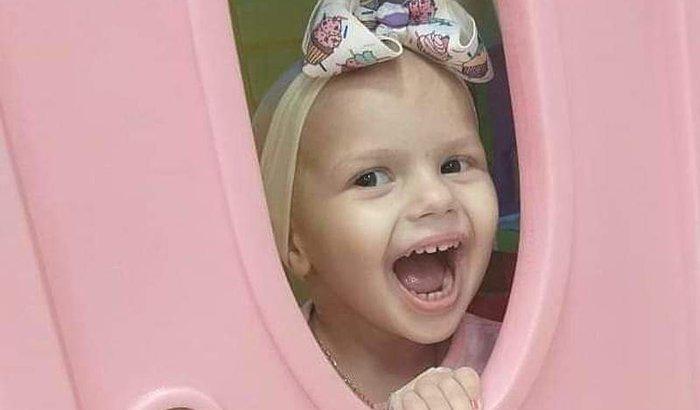 Todos pela princesa Helena contra a tão temida leucemia!!!