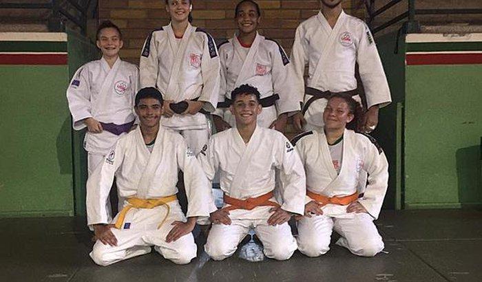 Judocas da usipa rumo a copa São Paulo