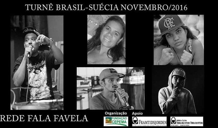 Turnê Fala Favela