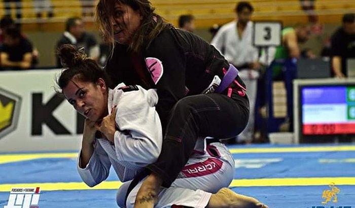 Mundial de Master IBJJF Jiu-Jitsu  Las Vegas