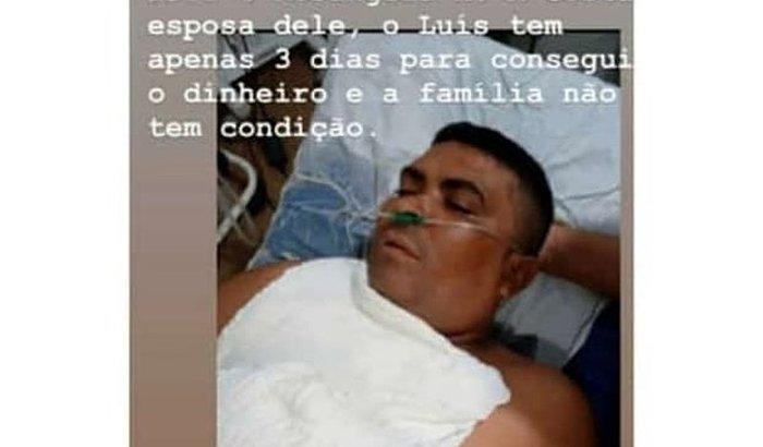 Ajude o Luiz monte Carlos