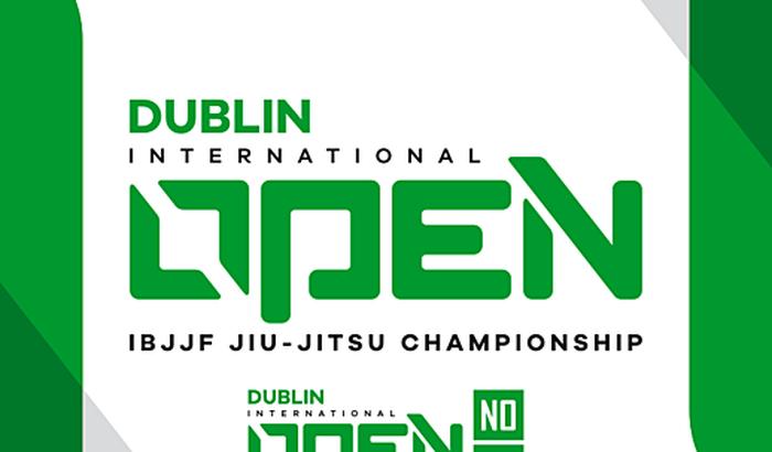 Dublin Open Jiu Jitsu IBJJF