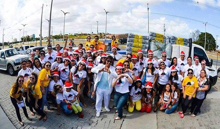 Alunos e Professores juntos por um Brasil melhor!