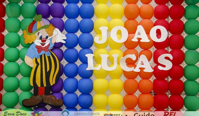 Aniversário do João Lucas