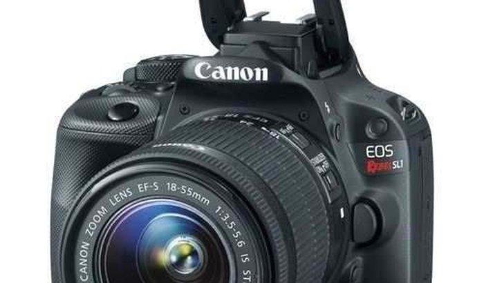 Câmera fotográfica CANON T5i REBEL
