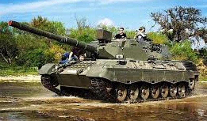 Comprar um tanque de Guerra para o Cid Gomes
