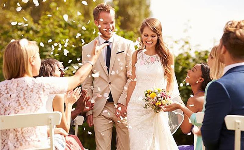 Realizar sonho de casar