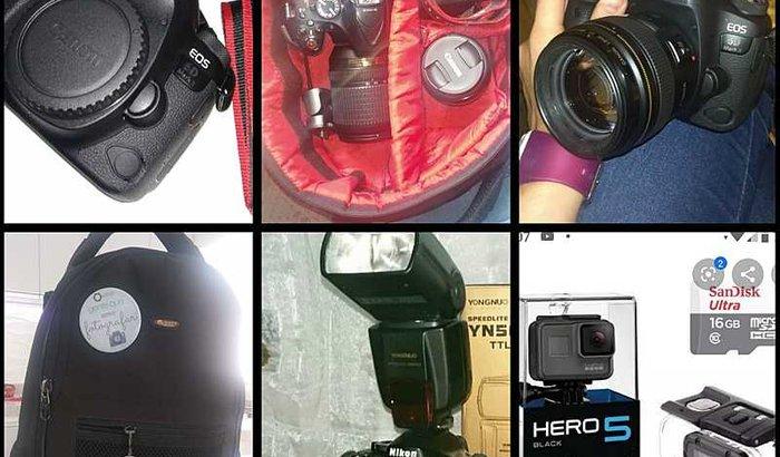 Ajuda para comprar equipamentos fotográficos- Duo Maker