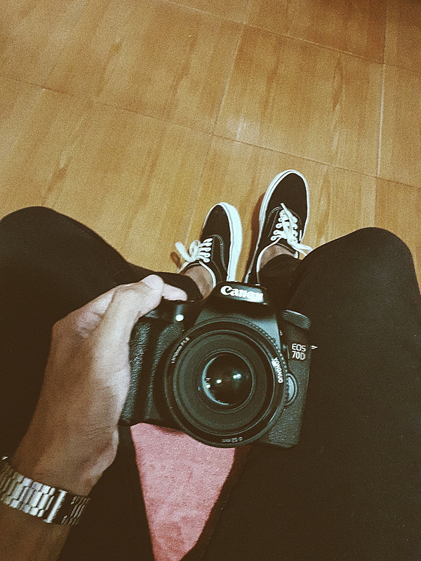 Ajude um fotógrafo a continuar realizando sonhos