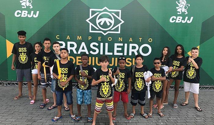 Campeonato Brasileiro Projeto Social Campeão PSC São Sebastião