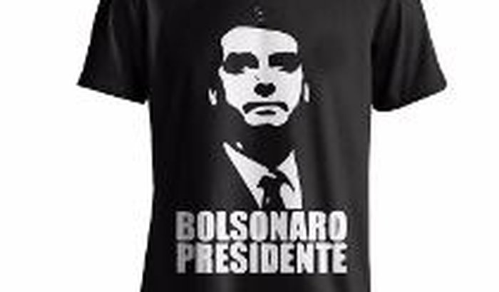 Camiseta do Bolsonaro