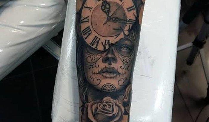 Ajuda para tatuagens por favor 😓