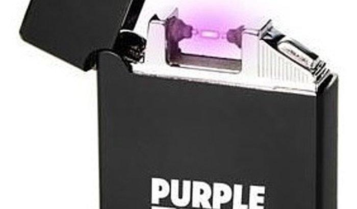 Compra de um sonho, Isqueiro Purple Fire
