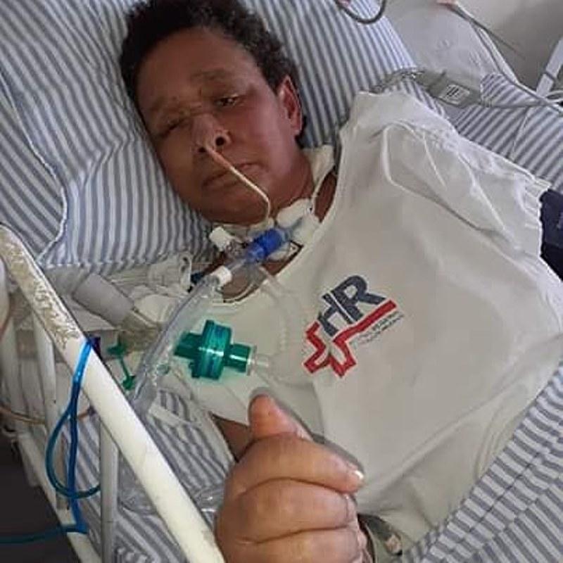 Ajude a dona Luzinete a Conseguir um Bipap Respiratório