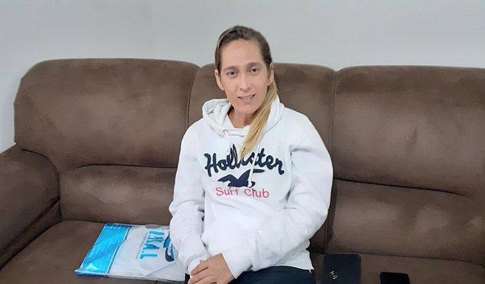 Cirurgia Rosilene Gomes