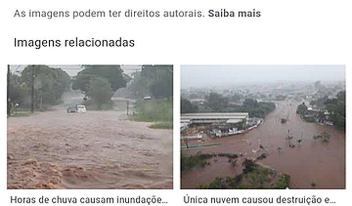 ENCHENTES ZONA OESTE DO RIO DE JANEIRO