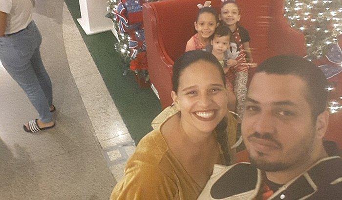 Ajudar família voltar para sua cidade.