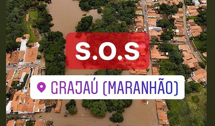 S.O.S GRAJAÚ-MA