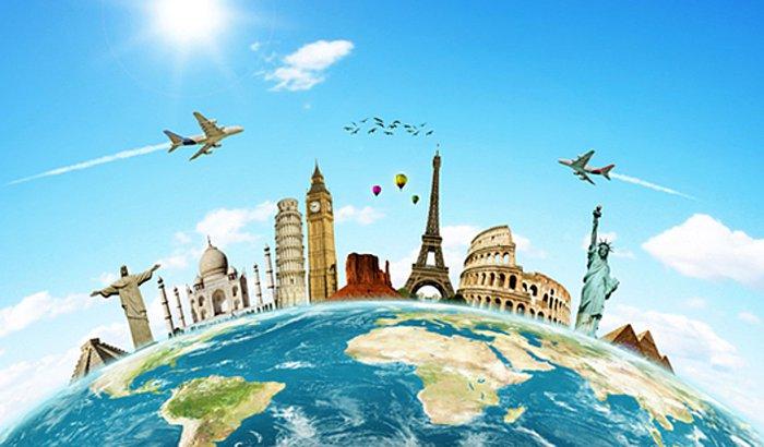 Quero conhecer o mundo!