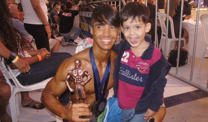 Campeonato Brasileiro Mens Physique.