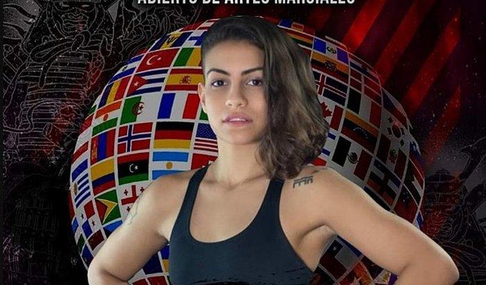 Lala no Mundial de Kickboxing