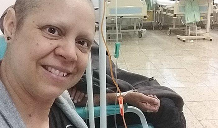 Ajuda para sobrevivência durante o tratamento de Câncer