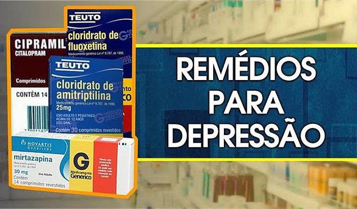 Dinheiro Para Remédio De Depressão