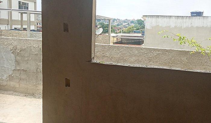 Terminar a construção da minha casa