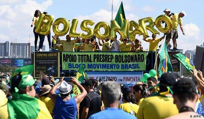 Carreta de som Manifestação dia 15 Brasil acima de tudo!
