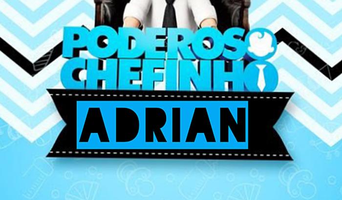 Ajude o Adrian