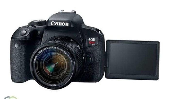 Comprar câmera fotográfica usada