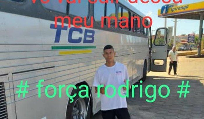 Recuperação da saude Rodrigo