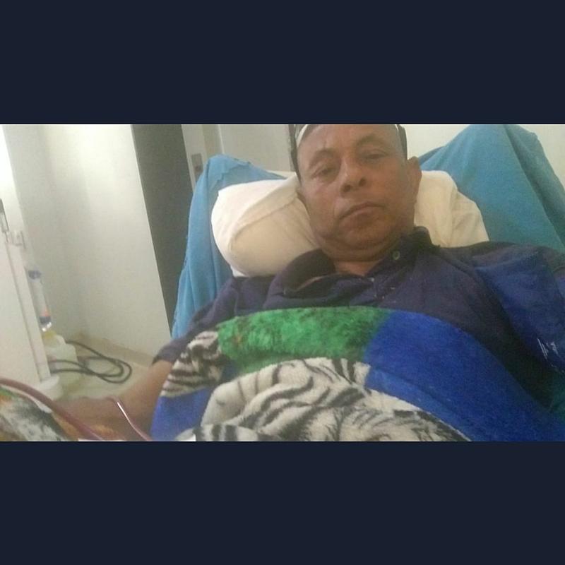 Ajuda para ir fazer transplante de rins em Curitiba pr