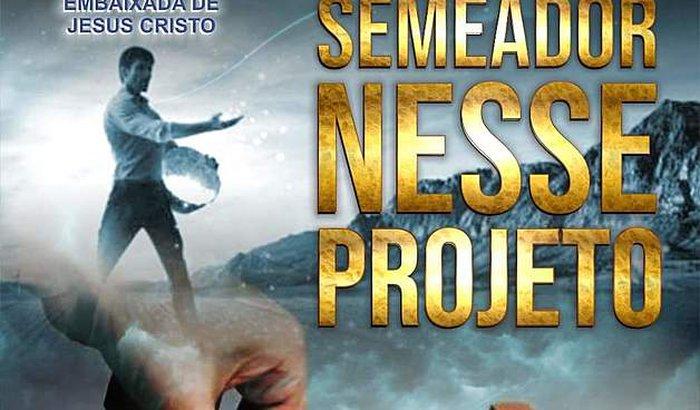 Construção da igreja EMBAIXADA DE JESUS CRISTO